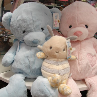 Plush Toys for Baby